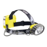 Linterna frontal estanca doble foco: halógeno / 5 leds Petzl DUO LED 5 E69 P