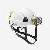 Casco confortable con doble foco Petzl VERTEX BEST DUO LED14 A10BWE